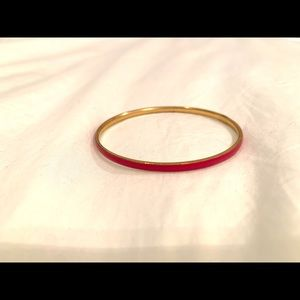 Jcrew Hot Pink Bangle